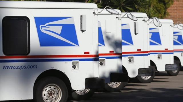 FBN's Cheryl Casone on the U.S. Postal Service raising the price of forever stamps and the agency's mounting debt.