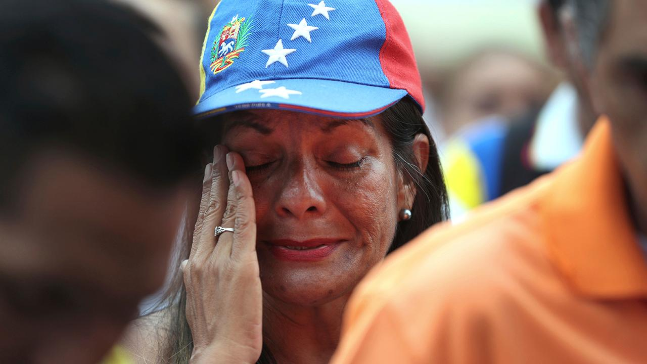 Amb. Terry Miller discusses the economic problems in Venezuela amid the protests against Venezuelan President Nicolas Maduro and how President Trump reached a deal to end the partial government shutdown.