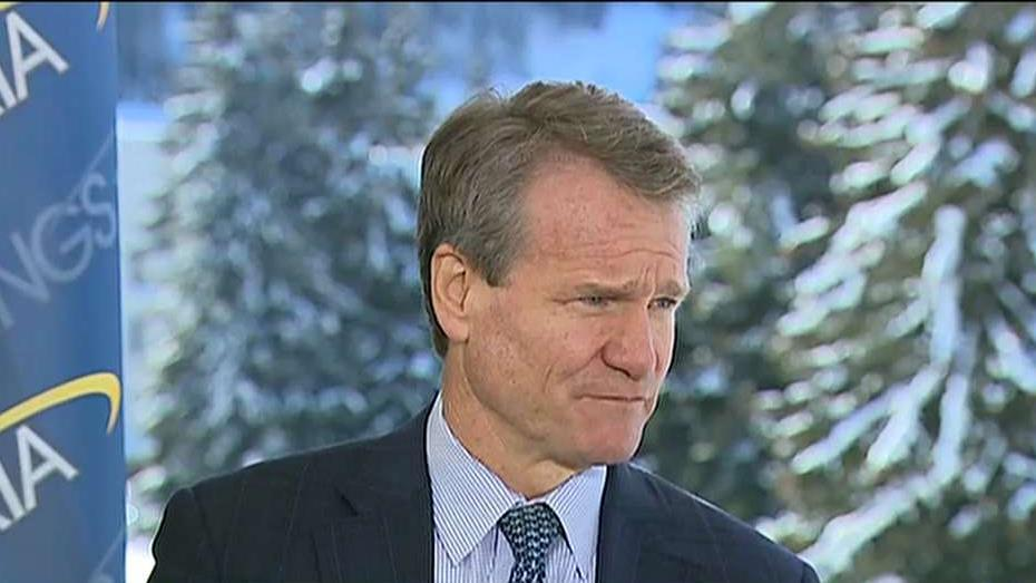 Bank of America CEO Brian Moynihan on the outlook for the U.S. economy, earnings and the markets.