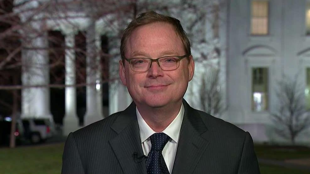 Council of Economic Advisers Chairman Kevin Hassett on the strength of the U.S. economy, the partial government shutdown and the Trump administration's trade talks with China.