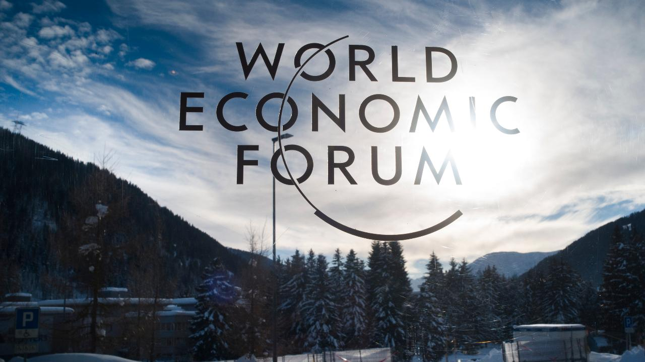 Former Margaret Thatcher aide Nile Gardiner on the World Economic Forum in Davos, Switzerland and the concerns over the future of Brexit.
