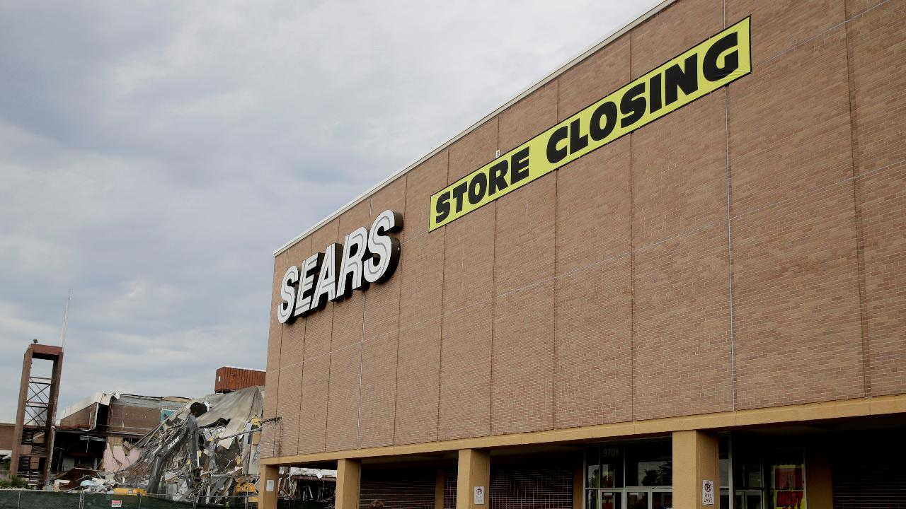 FBN's Cheryl Casone on Sears Holdings Chairman Eddie Lampert winning a bankruptcy auction with his plan to save the retailer.