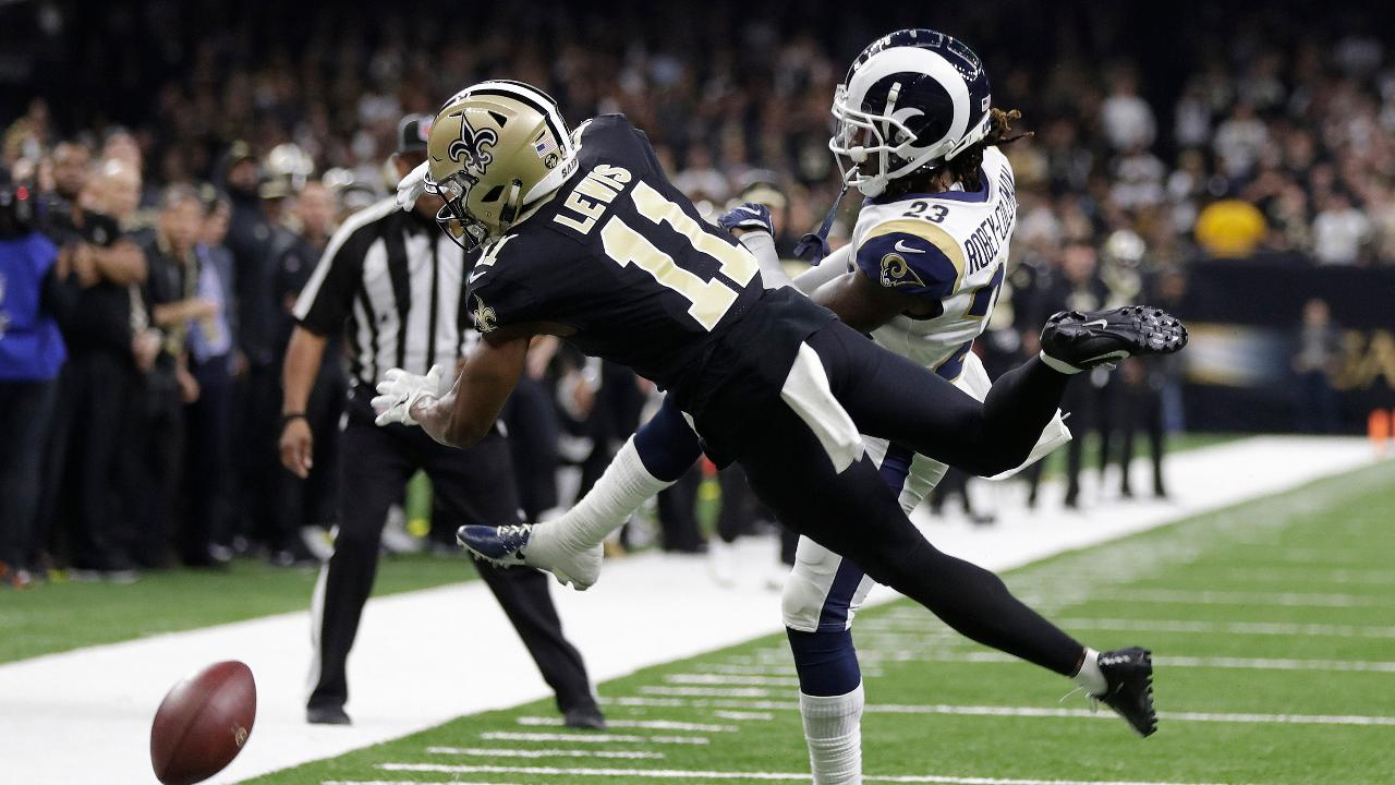 Fox News senior judicial analyst Judge Andrew Napolitano on New Orleans Saints fans suing the NFL over a missed pass interference call during the team's playoff game against the LA Rams.