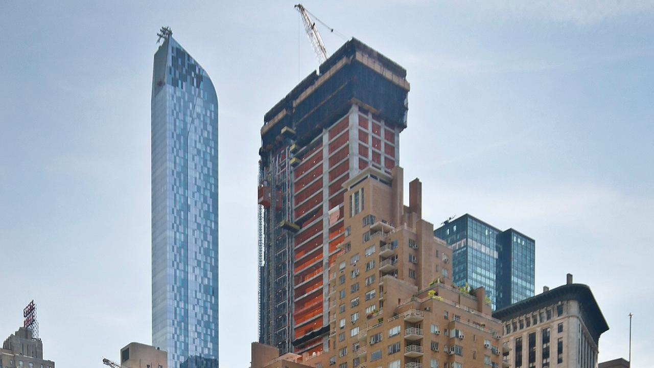 Dolly Lenz Real Estate CEO Dolly Lenz and Dolly Lenz Managing Director Jenny Lenz on how billionaire Ken Griffin bought a New York penthouse for $238 million and how they are expecting property prices in New York City to drop in 2019.