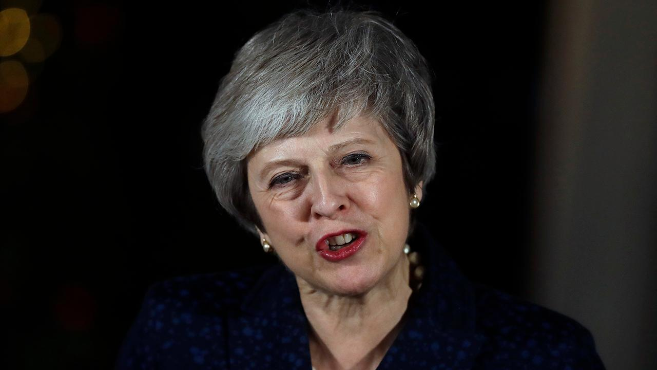 Former British Parliament member John Browne, FBN's Ashley Webster and Washington Examiner's Hugo Gurdon discuss how British Prime Minister Theresa May's Brexit plan was voted down by Parliament.
