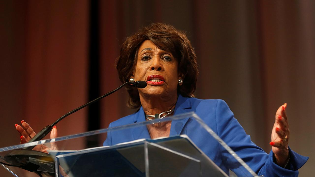 FBN's Edward Lawrence on Rep. Maxine Waters' agenda as Chair of the House Financial Services Committee.