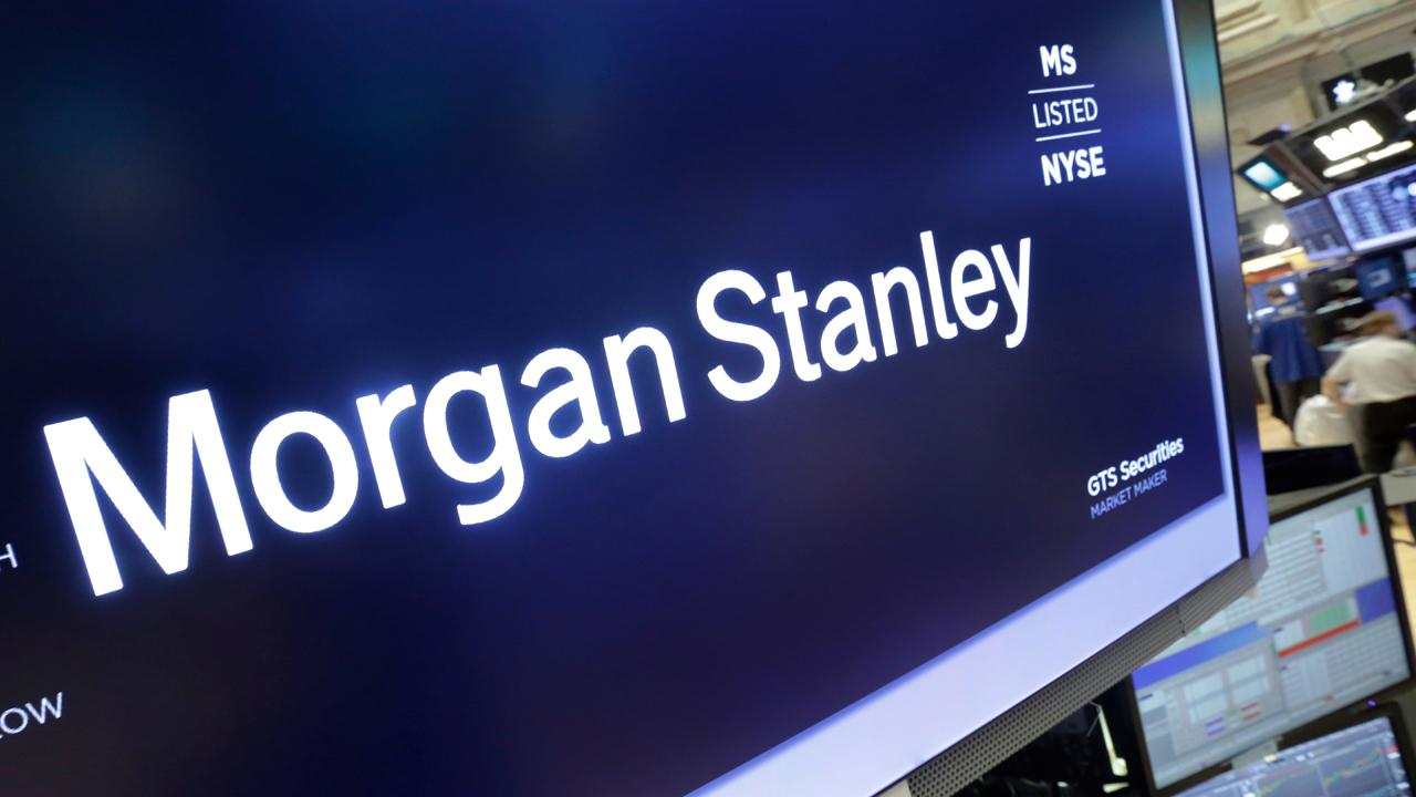 CFRA Director of Equity Research Ken Leon breaks down Morgan Stanley's fourth-quarter results.