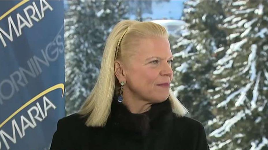 IBM CEO Ginni Rometty on companies dealing balancing productivity and investments in innovation in an effort to deal with the uncertainties in the economy.