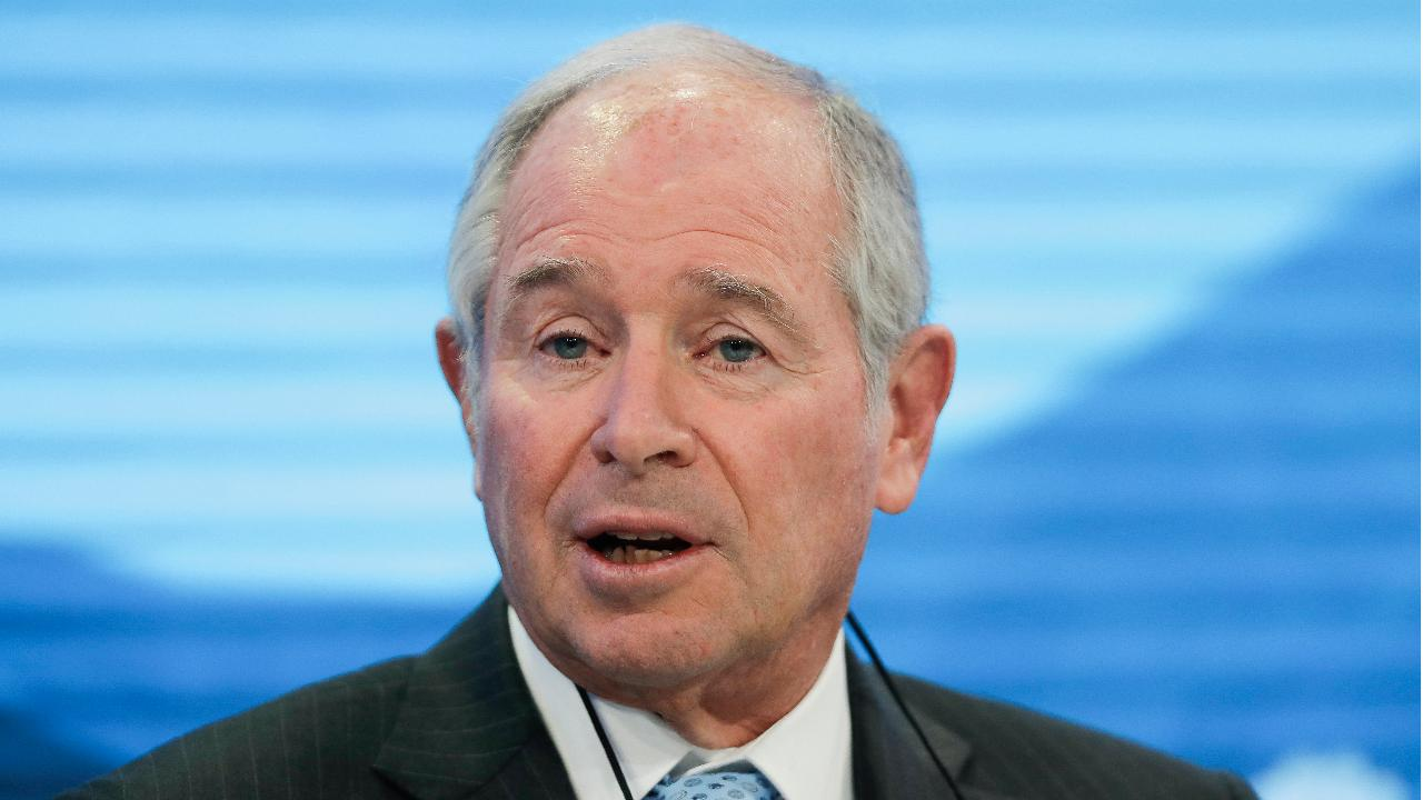 Blackstone CEO Stephen Schwarzman on the outlook for the economy, the mounting popularity of socialism and the potential impact of the increasing use of artificial intelligence.