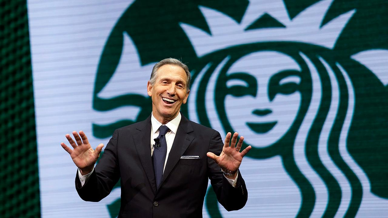 FBN's Stuart Varney on the political impact of former Starbucks CEO Howard Schultz considering an independent 2020 presidential bid.