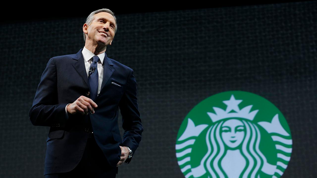Former Republican presidential candidate Herman Cain on Starbucks CEO Howard Schultz considering a run for president and the expanding Democratic field in the 2020 presidential race.