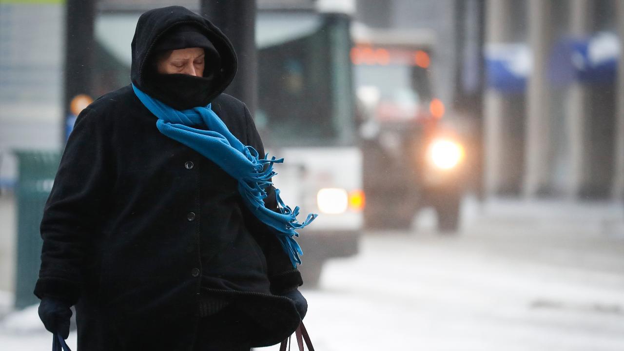 The Weather Company Meteorologist Dan Leonard with the latest on the Polar Vortex.