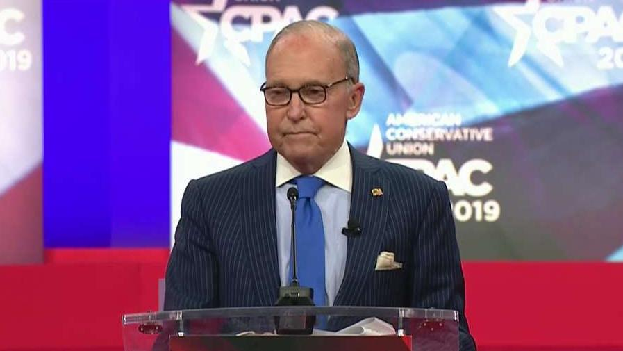 US economy hottest in world, socialism should be convicted: Larry Kudlow