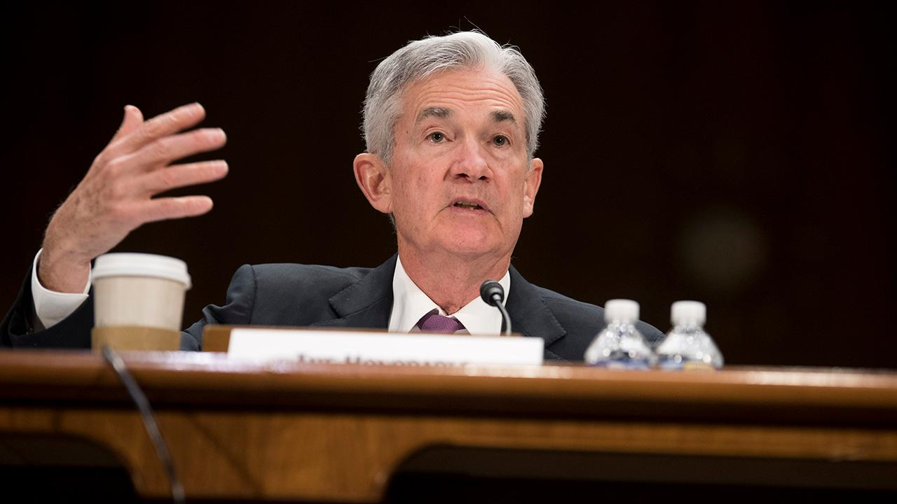 Efficient Advisors chief investment officer Larry Shover and former investment banker Carol Roth on Federal Reserve Chairman Jerome Powell's testimony on Capitol Hill and how he stood by the Fed's patient stance on interest rates.