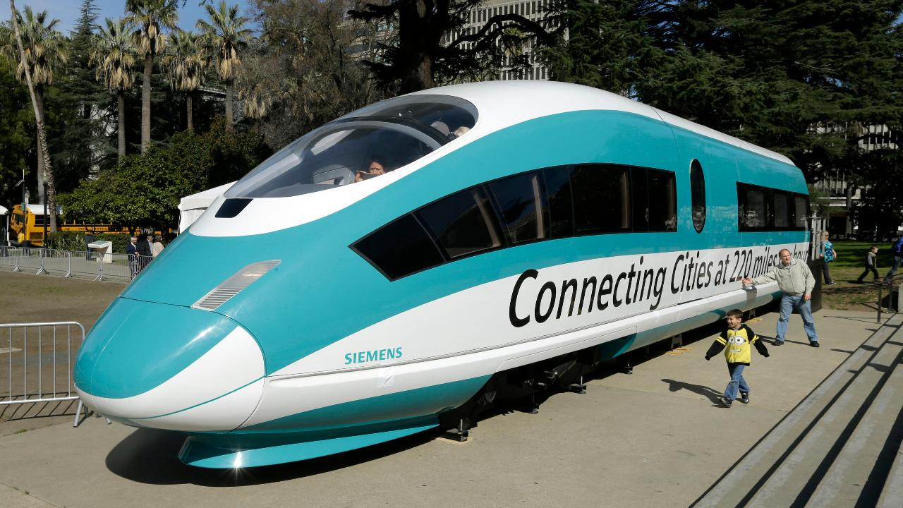 Civil rights attorney Harmeet Dhillon on the Trump administration's plans to cancel $929 in California high-speed rail funds.
