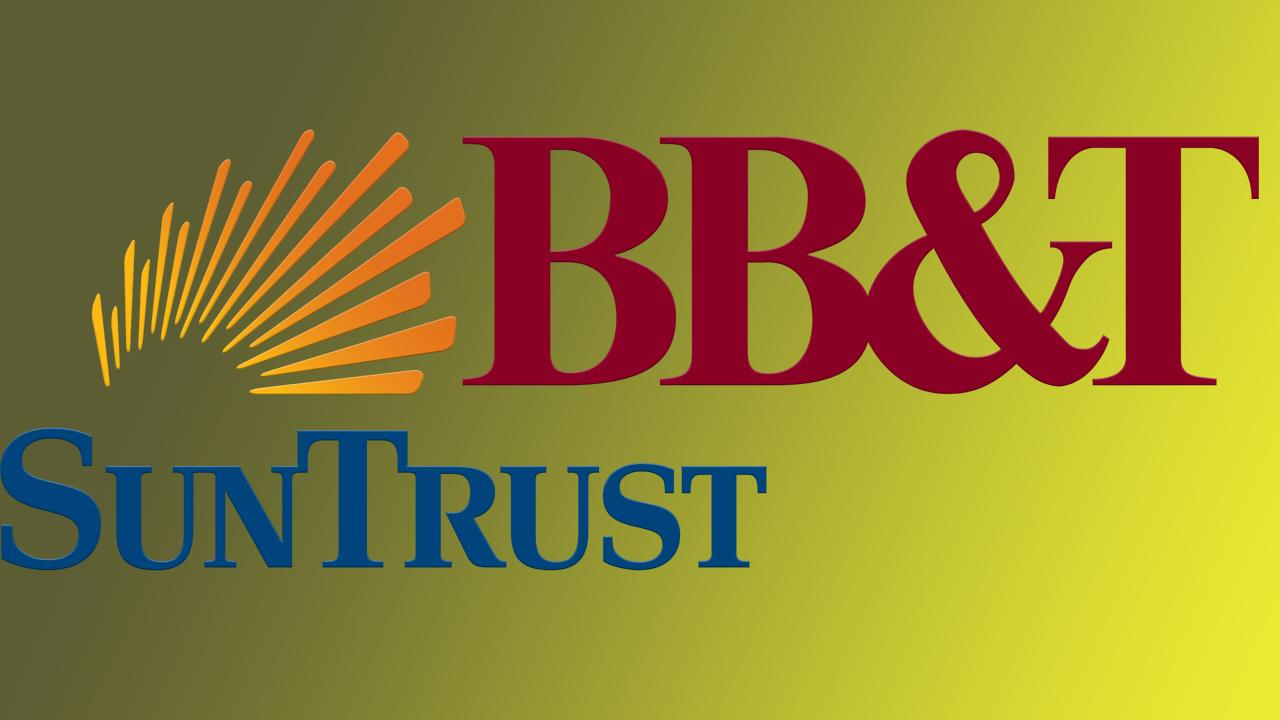 Money Map Press chief strategist Keith Fitz-Gerald and Quill Intelligence CEO Danielle DiMartino Booth discuss how BB&T and SunTrust announced that they have agreed to a $66 billion merger.