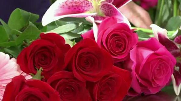 1-800-Flowers CEO Chris McCann discusses the big business of Valentine's Day spending.