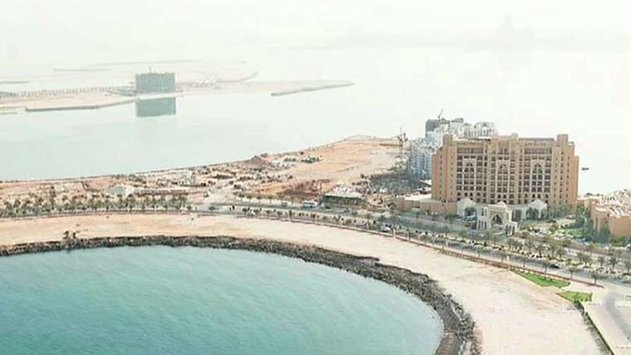 The world's most expensive island in the United Arab Emirates is selling for $462 million.