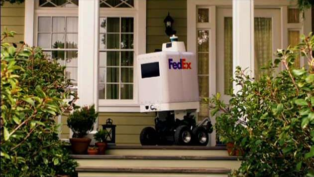 FedEx Executive Vice President Brie Carere on the shipping company's new SameDay Bot for same-day deliveries.