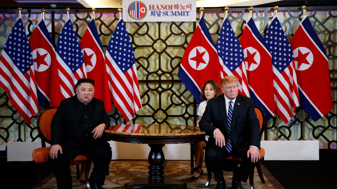 Wall Street Journal Global Economics Editor Jon Hilsenrath and Korea Project Director Dr. John Park on the fallout from President Trump and North Korean leader Kim Jong Un walking away from the summit in Vietnam without a deal and U.S. trade talks with China.