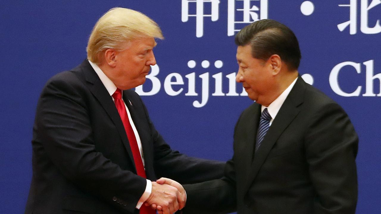 FBN's Stuart Varney on the Trump administration's trade negotiations with China.
