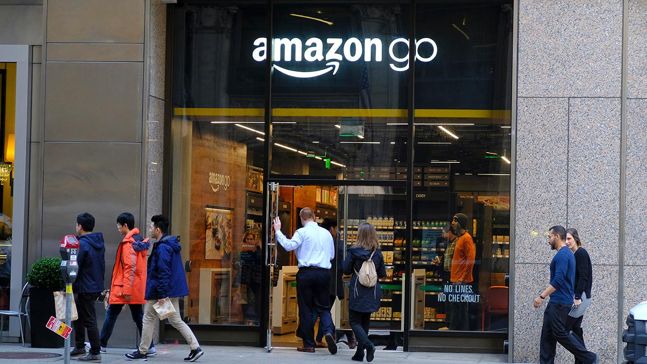 Former CKE Restaurantss CEO Andy Puzder explains why Amazon should consider putting its second headquarters in Tennessee to avoid high taxes, Rep. Alexandria Ocasio-Cortez (D-NY) and New York City Mayor Bill de Blasio.