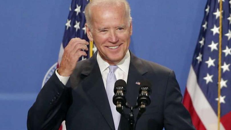 FOX Business' Charlie Gasparino reports that Wall Street sources close to former Vice President Joe Biden say no decision has been made on a 2020 presidential run.