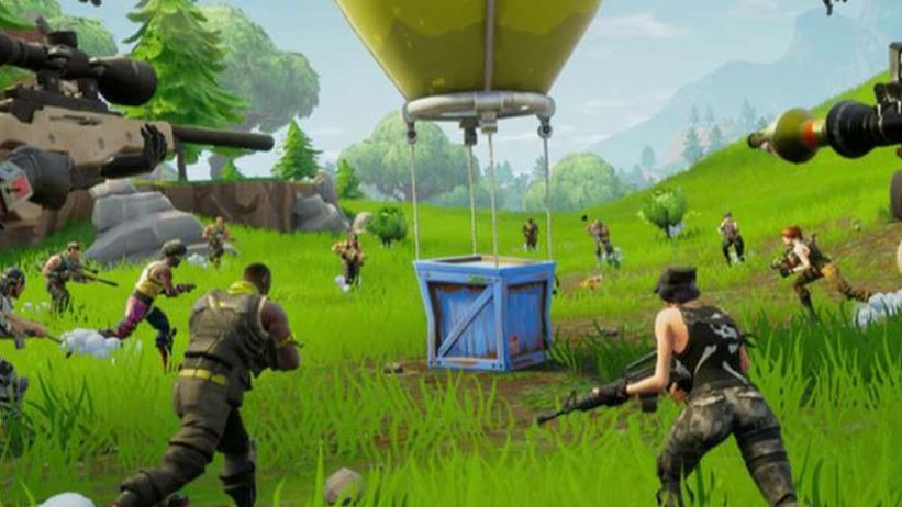 Tech analyst Russ Frustrick on how Fortnite's free-to-play model is changing the gaming industry and threatening major game makers.