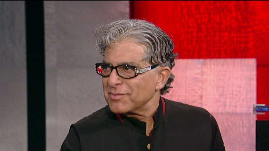 Author Deepak Chopra on the laws of success and the benefits if companies focus on the wellness of their employees.