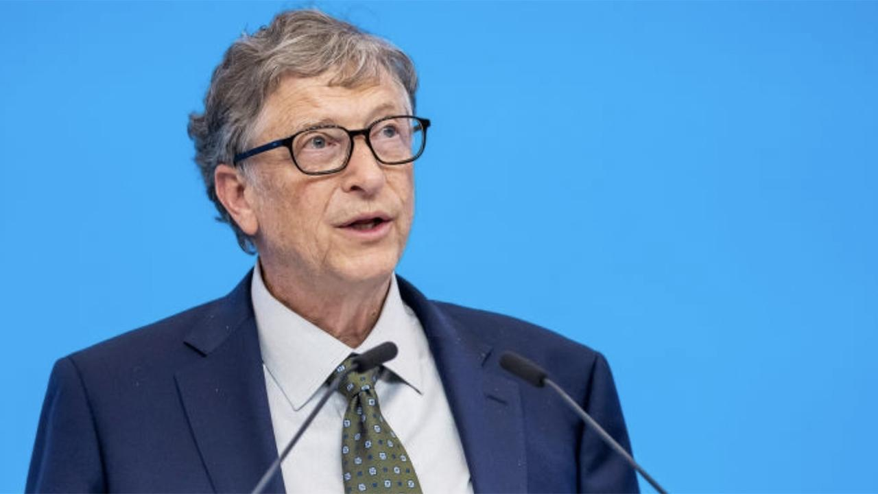 RNC spokesperson Kayleigh McEnany says Microsoft co-founder Bill Gates's proposal of raising the capital gains tax will be a drag on the U.S. economy.