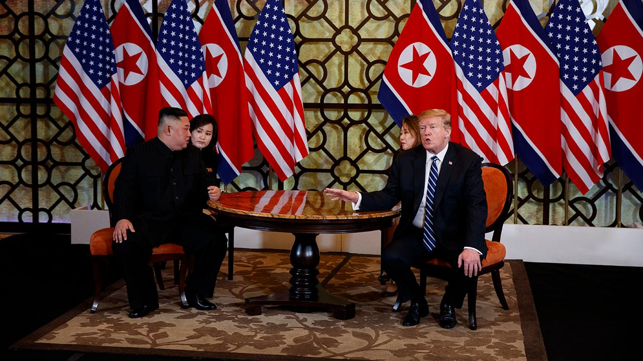 Major Gen. Robert Scales (Ret.) and The Heritage Foundation's James Carafano discuss how President Trump and North Korean leader Kim Jong Un were unable to reach an agreement in Vietnam and the U.S.-China trade negotiations.