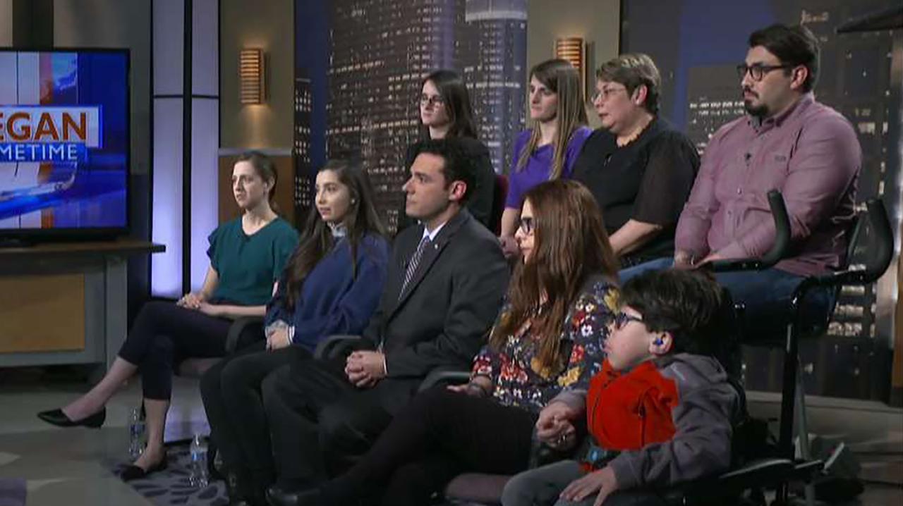 FOX Business' Trish Regan speaks exclusively to the family members of Americans imprisoned in Venezuela.