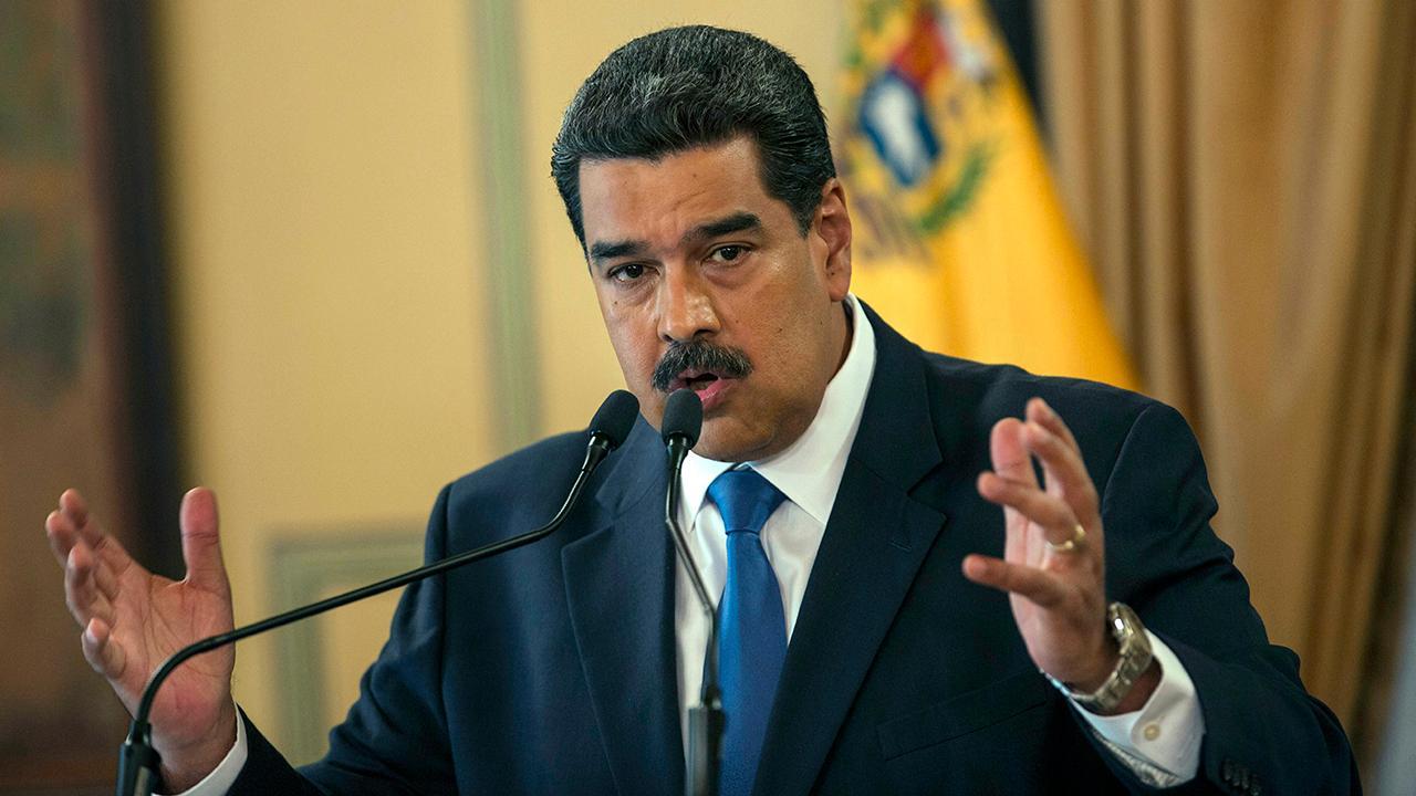 FBN's Trish Regan says that disputed Venezuelan President Nicolas Maduro must step down.