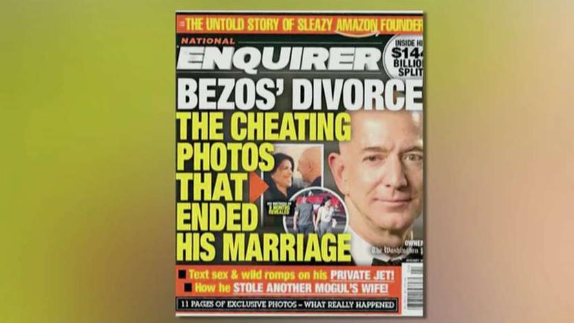 Amazon CEO Jeff Bezos has revealed emails sent to him by the National Enquirer, owned by American Media, which threatened to release highly personal nude photos if he didn't call off an investigation into the publisher. Trial attorney Misty Marris with more.