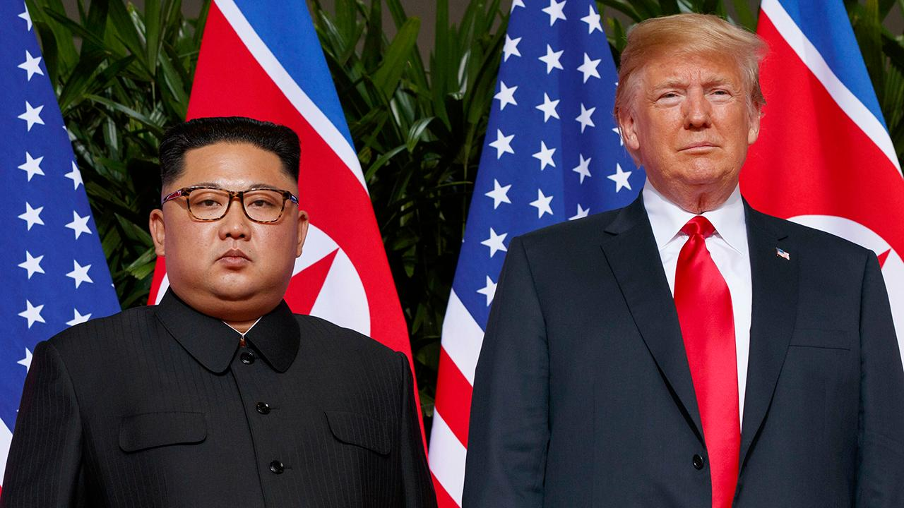 Council on Foreign Relations President Richard Haass discusses why he feels that President Trump won't be able to convince North Korean leader Kim Jong Un to give up his nukes.
