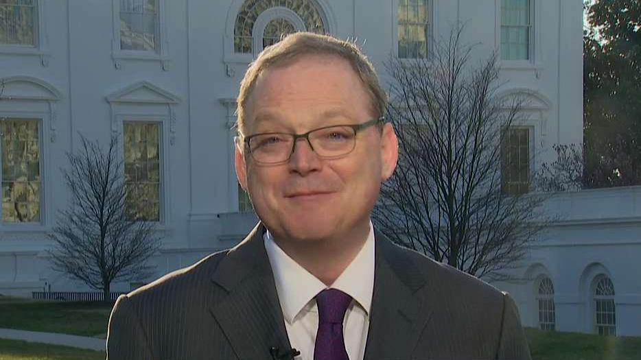 White House Council of Economic Advisers Chairman Kevin Hassett on the auto sector, the economy and the death of economist Alan Krueger.