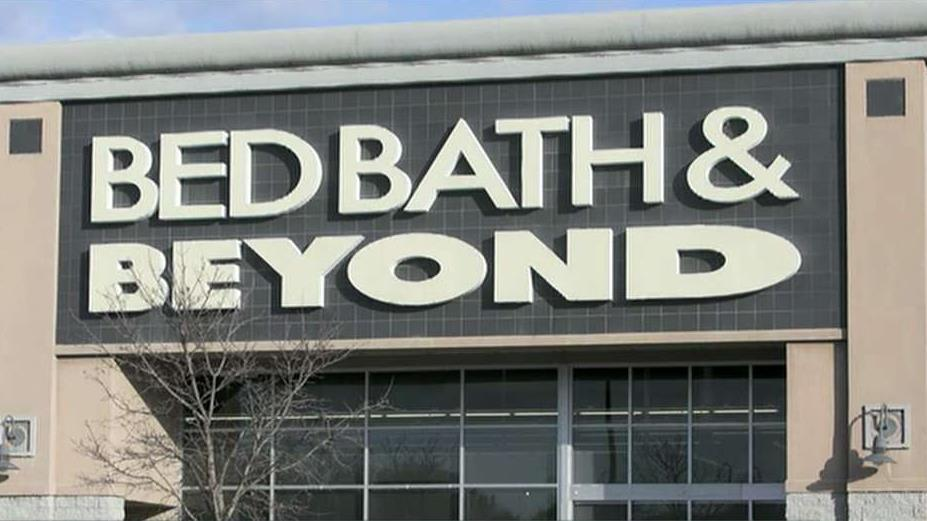 FBN's Lauren Simonetti on a trio of activist investors joining forces to get Bed, Bath & Beyond to replace its entire 12-person board.