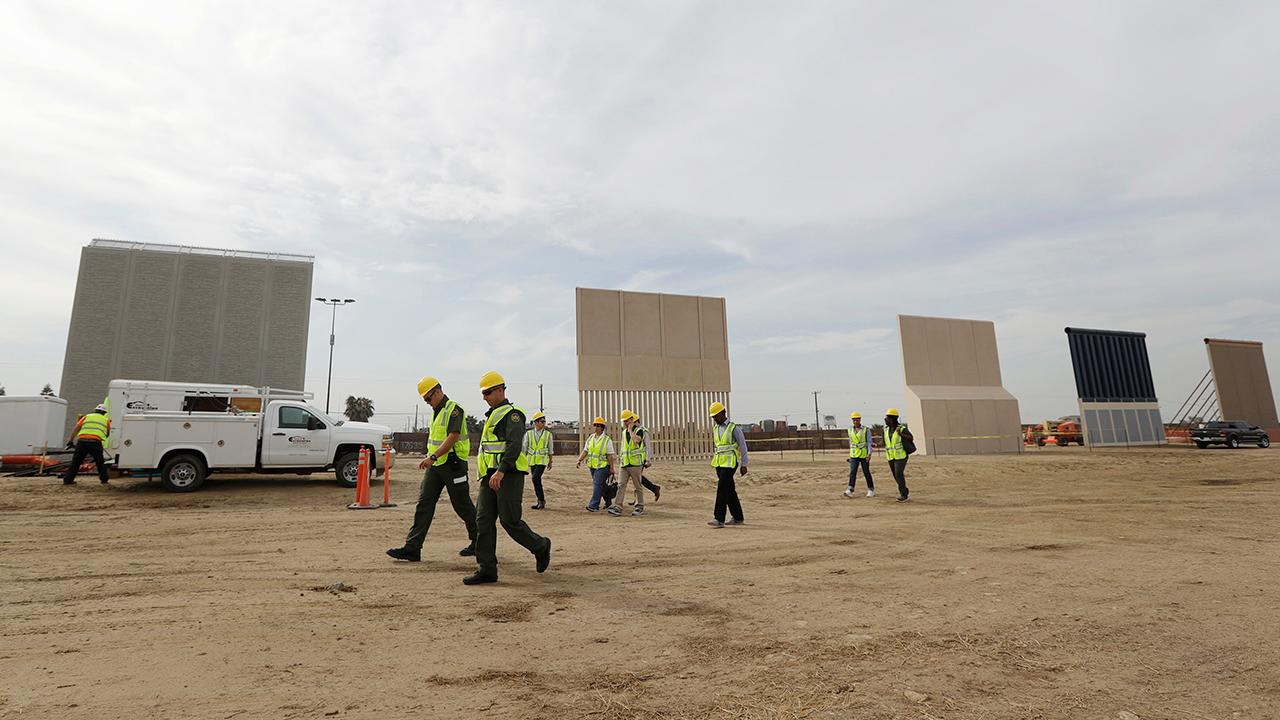 National Border Patrol Council VP Art Del Cueto on the crisis at the southern border and why the U.S. needs President Trump's border wall.