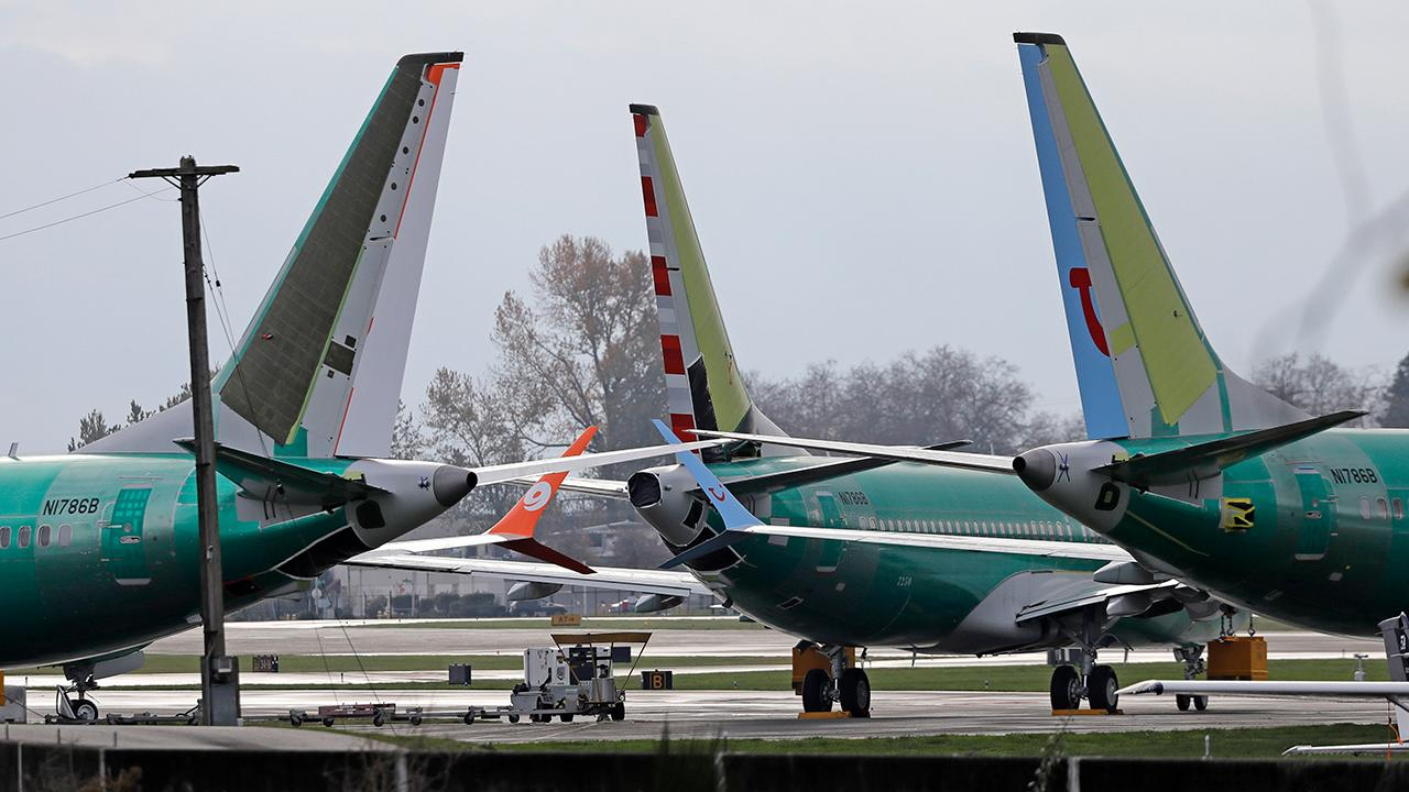 President Trump issues an emergency order of prohibition to ground all flights of Boeing 737 Max 8 and 9 jets.