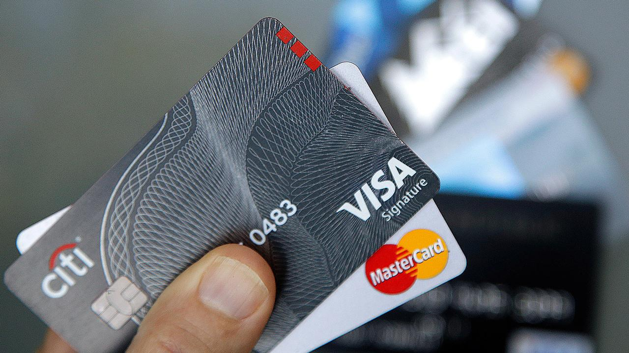 Barron's Associate Publisher Jack Otter on the rise in U.S. credit card debt and its impact on the economy.