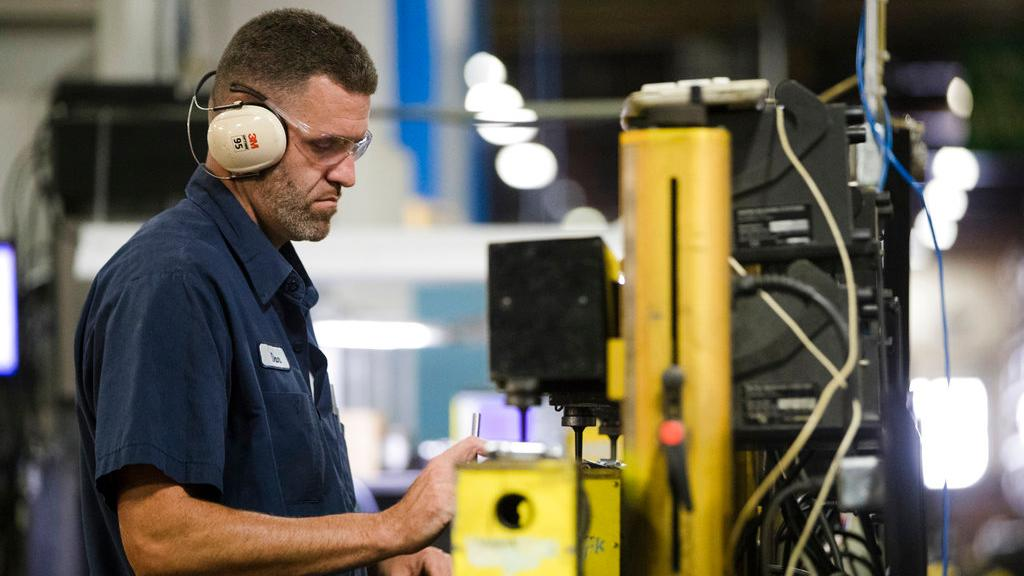 NFIB President Juanita Duggan on U.S. small business optimism and the skilled worker shortage.