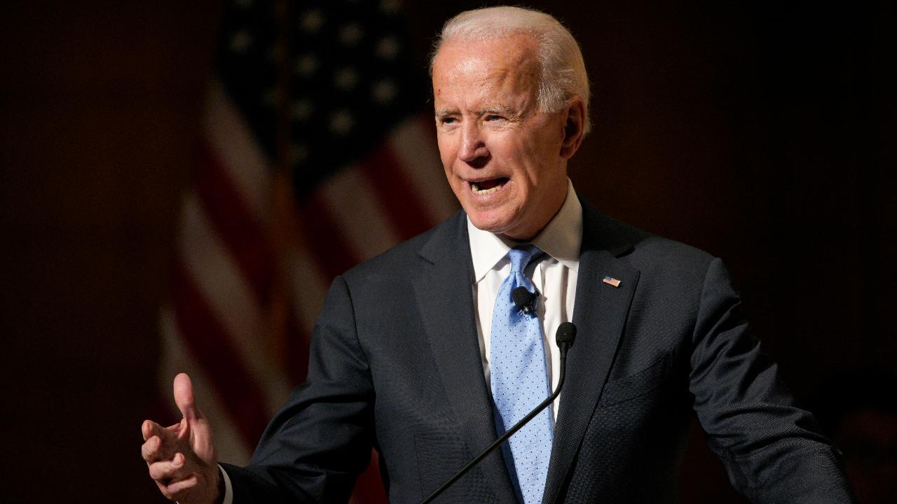 FBN's Charlie Gasparino on a potential 2020 presidential bid by former Vice President Joe Biden.