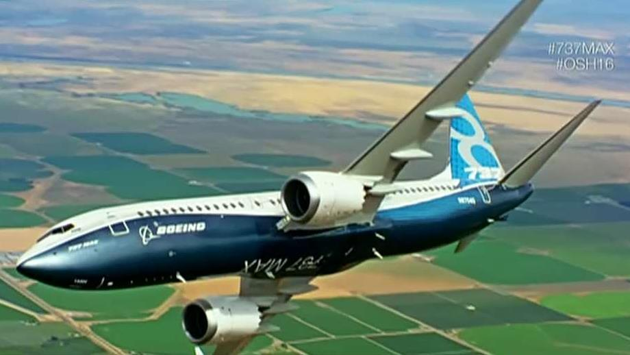 Boeing is embroiled in the largest aviation investigation history into two plane crashes killing nearly 350 people. Rep. Sam Graves (R-MO) says Boeing is trying to mitigate their damage.