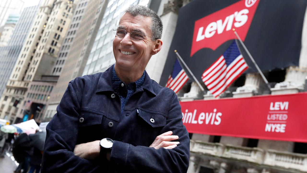 Levi Strauss & Co. CEO Chip Bergh on going public for the second time after a 34-year hiatus.