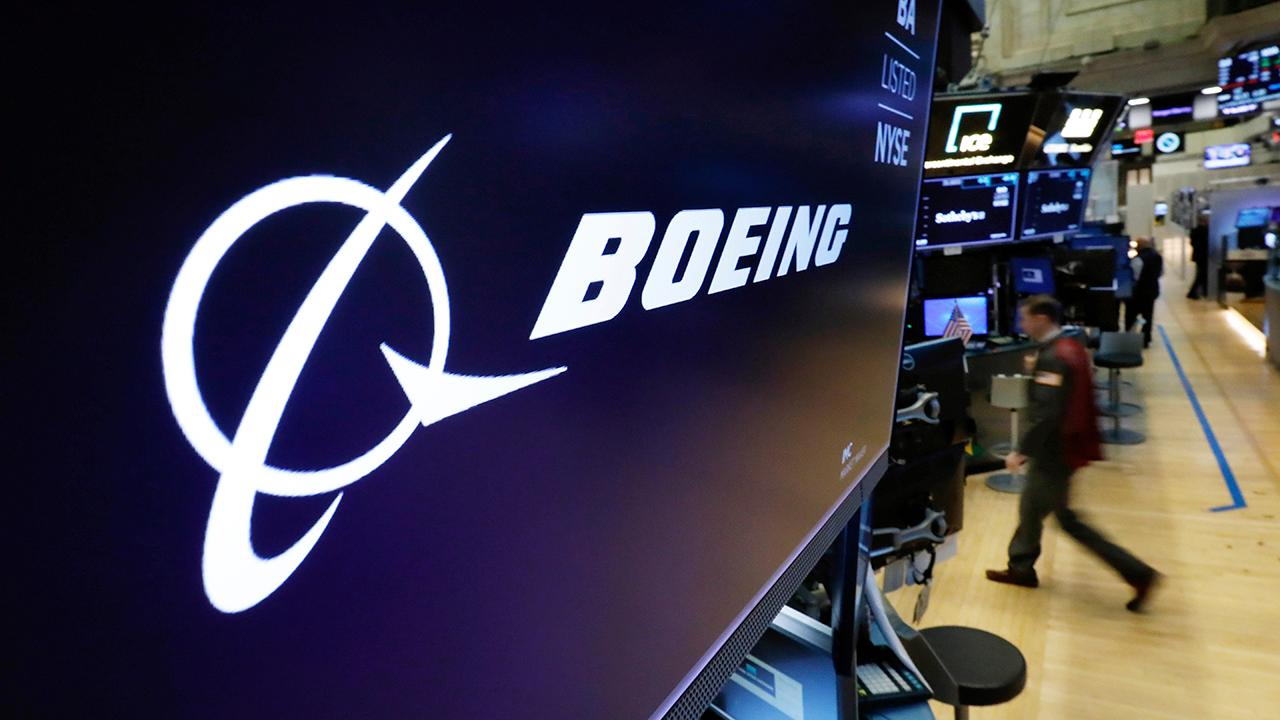Money Map Press chief technical strategist D.R. Barton discusses how Boeing's stock jumped after the company unveiled ways to fix the issues involving its 737 Max jets.