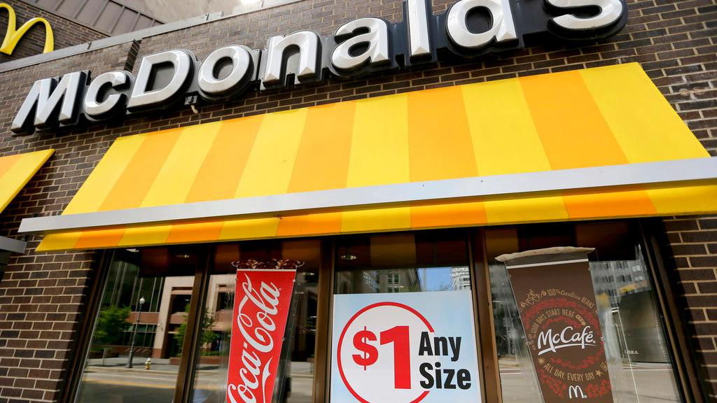 FBN's Lauren Simonetti on McDonald's decision to buy Israeli-based Dynamic Yield.