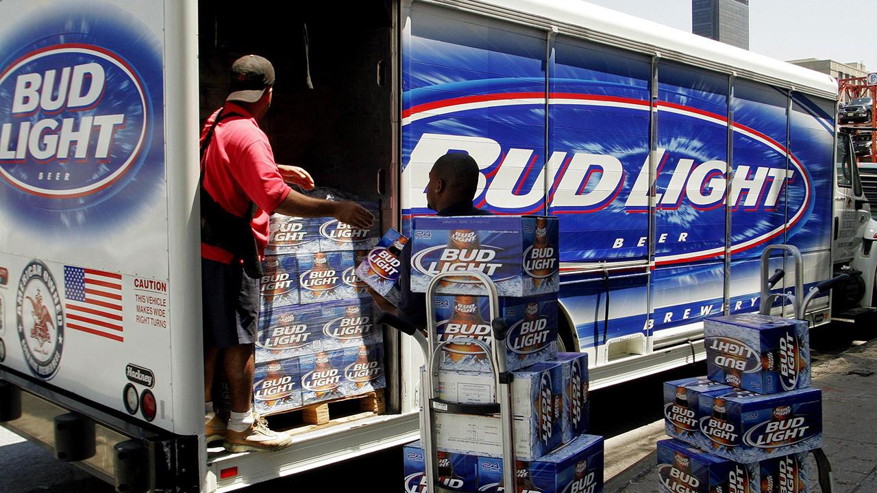 Fox Business Briefs: MillerCoors is suing Anheuser-Busch over its Bud Light commercials that ran during the Super Bowl that claim Coors and Miller Light contain corn syrup; Tyson Foods is recalling about 70,000 pounds of chicken strips because they may be contaminated with pieces of metal.