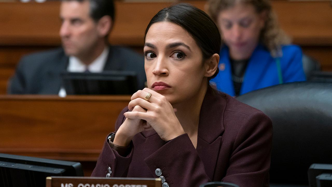 Ocasio-Cortez sponsored new bill takes aim at Wall Street transactions