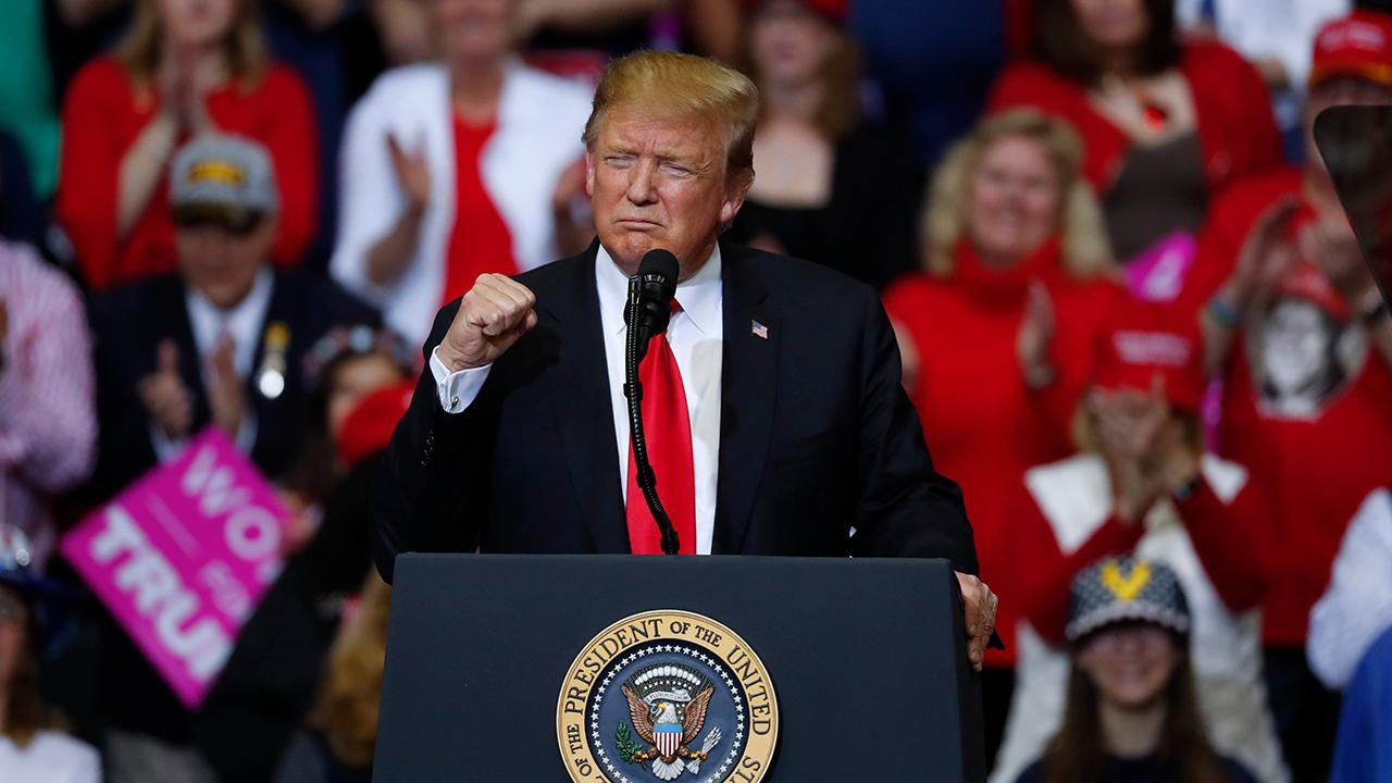 District Media Group President Beverly Hallberg and Wall Street Journal editorial page writer Jillian Melchior on whether President Trump should continue to boast about the strength of the U.S. economy ahead of the 2020 election.