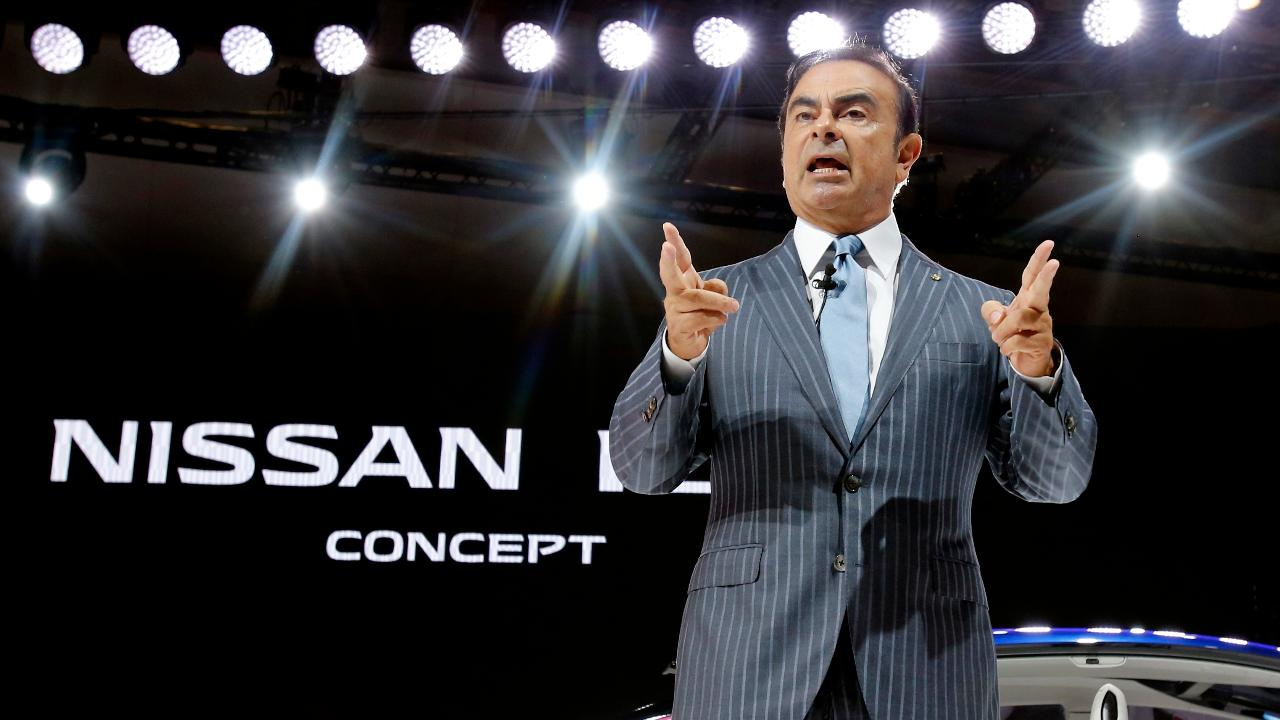 FBN's Cheryl Casone on a Japanese court approving bail for former Nissan Chairman Carlos Ghosn, but prosecutors say they will appeal the decision.
